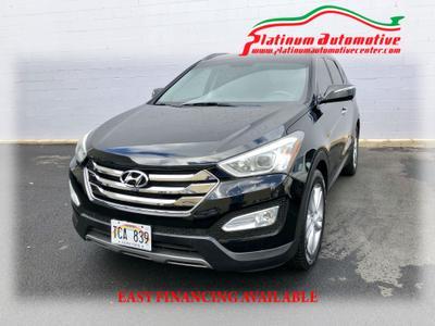2013 Hyundai Santa Fe Sport 2.0T for sale VIN: 5XYZU3LA6DG054713