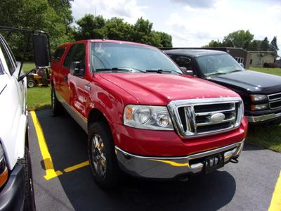 2007 Ford F-150 XLT SuperCab for sale VIN: 1FTPX14567FB71865