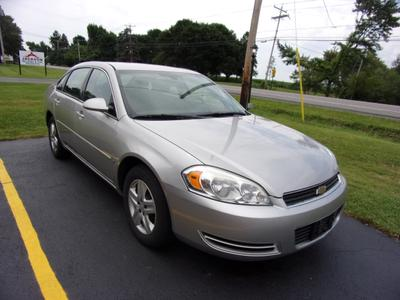 2007 Chevrolet Impala LS for sale VIN: 2G1WB58K579293474
