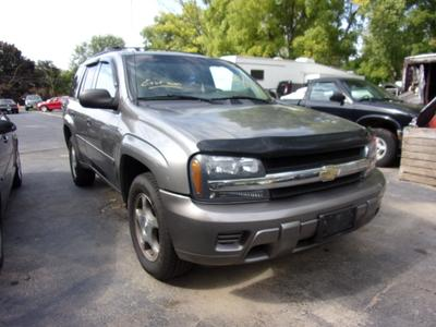 2007 Chevrolet TrailBlazer LS for sale VIN: 1GNDT13S272226168
