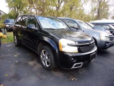 2008 Chevrolet Equinox Sport for sale VIN: 2CNDL537486040675