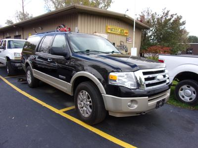2007 Ford Expedition EL Eddie Bauer for sale VIN: 1FMFK185X7LA50547