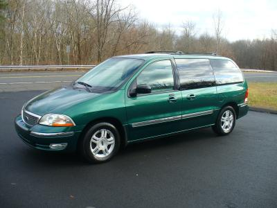 2003 Ford Windstar SE for sale VIN: 2FMZA52443BB84696