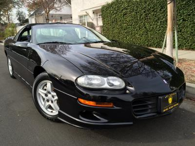 1998 Chevrolet Camaro Z28 for sale VIN: 2G1FP22G6W2141067