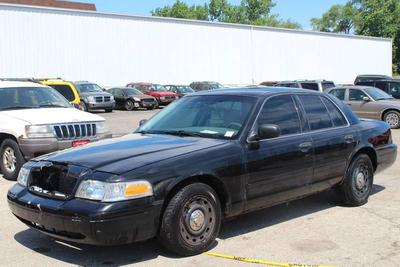 Ford Crown Victoria Police Interceptor For Sale Vin Fahpwx