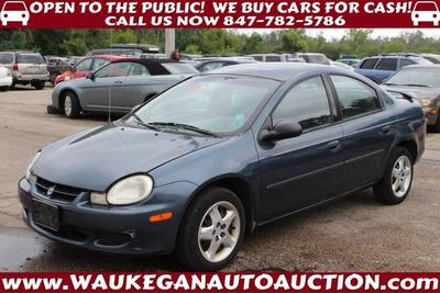 2002 Dodge Neon SE for sale VIN: 1B3ES46C42D535872
