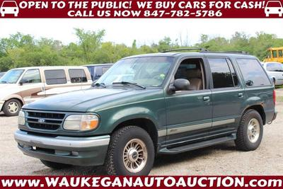 1998 Ford Explorer Limited for sale VIN: 1FMZU34E2WZB71190