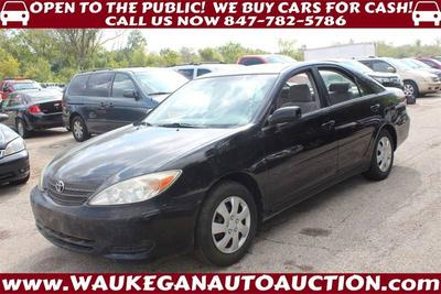 2003 Toyota Camry LE for sale VIN: 4T1BE32K13U147303