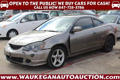2003 Acura RSX  for sale VIN: JH4DC548X3C009490