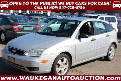 2005 Ford Focus ZX5 for sale VIN: 3FAFP37N15R159101