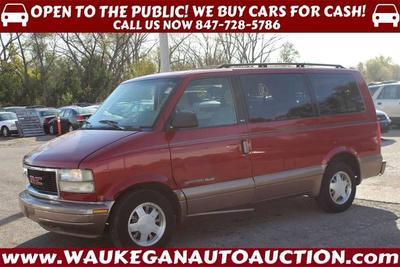 1999 GMC Safari AWD for sale VIN: 1GKEL19W4XB515404