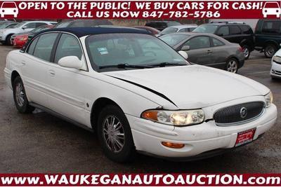 2003 Buick LeSabre Limited for sale VIN: 1G4HR54K934237368