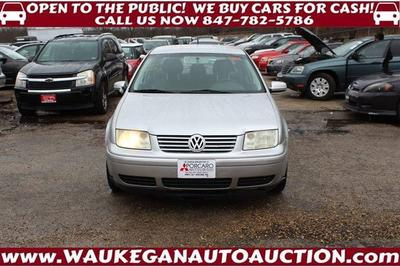 2001 Volkswagen Jetta GL for sale VIN: 3VWRS29M11M016528