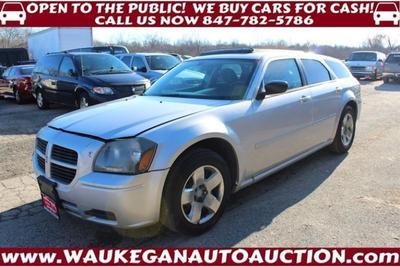 2005 Dodge Magnum SE for sale VIN: 2D4FV48T05H509741
