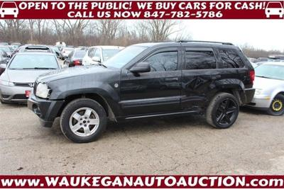 2005 Jeep Grand Cherokee Laredo for sale VIN: 1J4HR48N95C629904