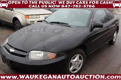 2004 Chevrolet Cavalier  for sale VIN: 1G1JC12F347268906