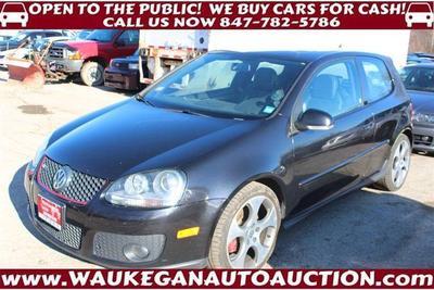 2007 Volkswagen GTI  for sale VIN: WVWFV71K87W254986