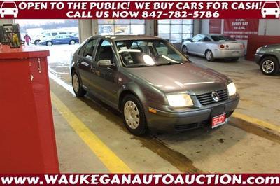 2003 Volkswagen Jetta GL for sale VIN: 3VWRK69M93M148463