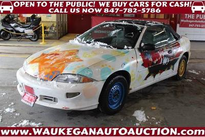 1998 Chevrolet Cavalier Z24 for sale VIN: 4G1JF32T6WB904659