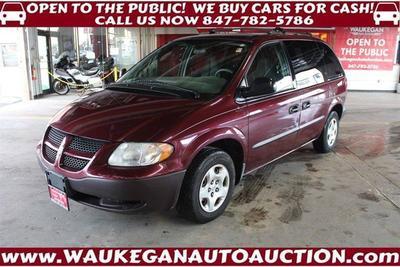 2003 Dodge Caravan SE for sale VIN: 1D4GP25393B111232