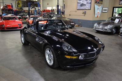 2001 BMW Z8  for sale VIN: WBAEJ13461AH60999