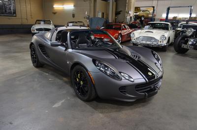 2007 Lotus Elise  for sale VIN: SCCPC11147HL30110