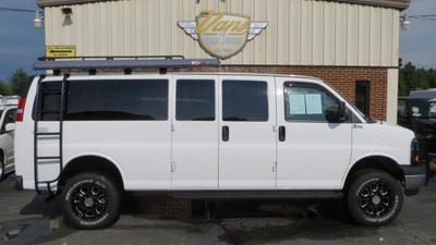 2017 Chevrolet Express 3500 LT for sale VIN: 1GAZGPFG4H1123380