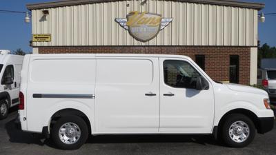 2015 Nissan NV Cargo NV1500 SV V6 for sale VIN: 1N6BF0KM3FN803580