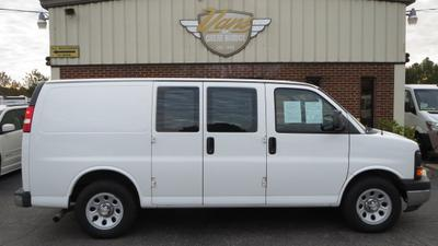 2013 Chevrolet Express 1500 Work Van for sale VIN: 1GCSGAF49D1149110