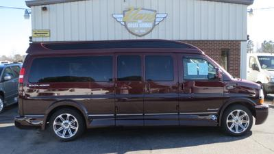 2017 Chevrolet Express 2500 LT for sale VIN: 1GCWGBFG5H1127046