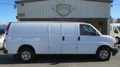 2018 Chevrolet Express 2500 Work Van for sale VIN: 1GCWGBFP6J1239196
