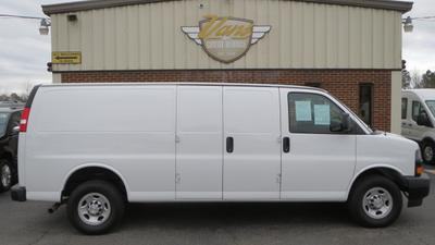 2018 Chevrolet Express 2500 Work Van for sale VIN: 1GCWGBFP3J1262869
