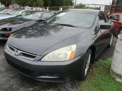 2006 Honda Accord EX-L for sale VIN: 1HGCM82676A004391