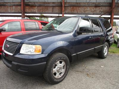 2003 Ford Expedition XLT for sale VIN: 1FMRU15W63LC40487