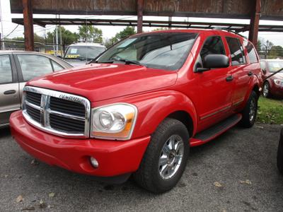 2005 Dodge Durango Limited for sale VIN: 1D4HB58D55F582606