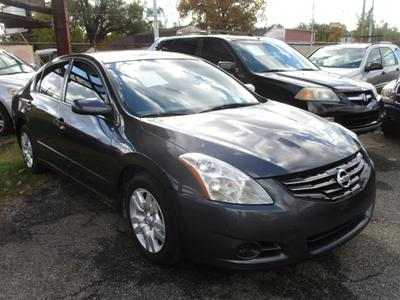 2010 Nissan Altima 2.5 for sale VIN: 1N4AL2AP7AN542354