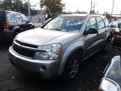 2007 Chevrolet Equinox LS for sale VIN: 2CNDL23F076026146
