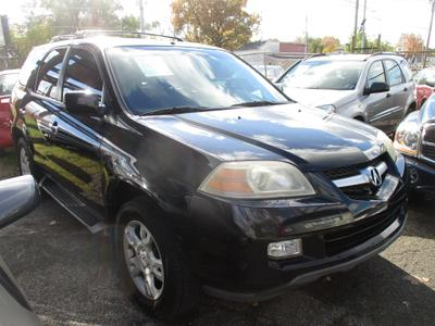 2004 Acura MDX  for sale VIN: 2HNYD18854H551379