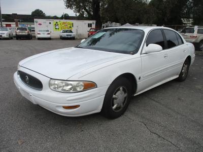 2000 Buick LeSabre Custom for sale VIN: 1G4HP54K7Y4141817