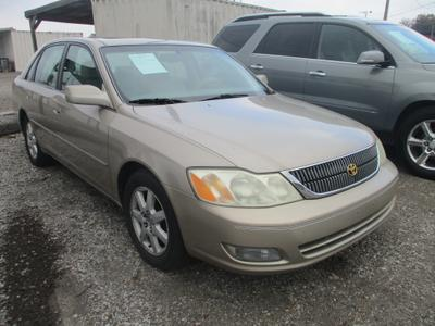 2000 Toyota Avalon XL for sale VIN: 4T1BF28B5YU105125