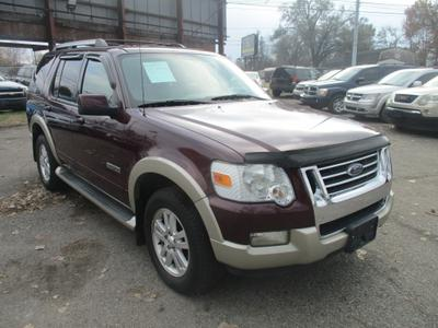 2006 Ford Explorer Eddie Bauer for sale VIN: 1FMEU74E46UB60386