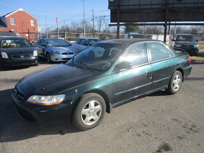 2000 Honda Accord EX-L for sale VIN: 1HGCG1652YA038385