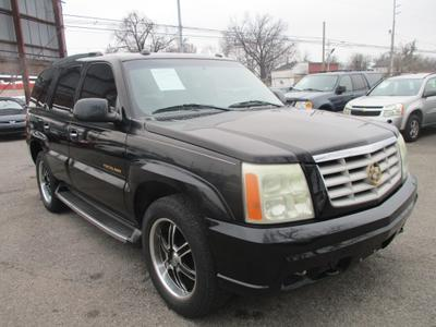 2004 Cadillac Escalade  for sale VIN: 1GYEK63N84R316879