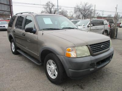 2003 Ford Explorer XLS for sale VIN: 1FMZU62K83UA02567