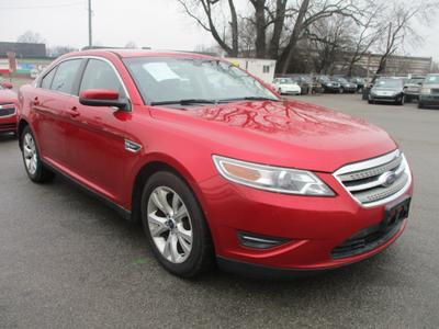 2010 Ford Taurus SEL for sale VIN: 1FAHP2EW7AG124434