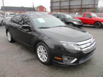 2011 Ford Fusion SEL for sale VIN: 3FAHP0JA3BR263226