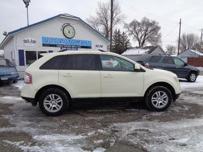 2007 Ford Edge SEL for sale VIN: 2FMDK48C07BB38109