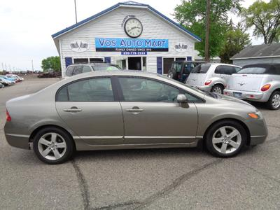 2006 Honda Civic EX for sale VIN: 1HGFA16876L078889