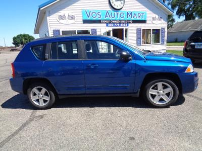 2010 Jeep Compass Sport for sale VIN: 1J4NF4FBXAD589325