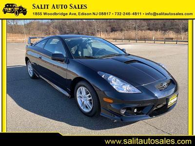 2004 Toyota Celica GT for sale VIN: JTDDR32TX40168251
